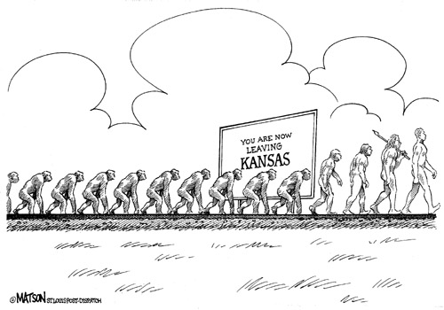 Kansas Evolution
